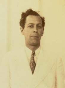 Alfred Peabody Guion in Caracas @ 1939