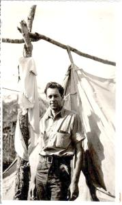 Alfred Peabody Guion in Venezuela in 1939