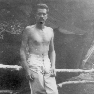 Dan in Venezuela - 1938