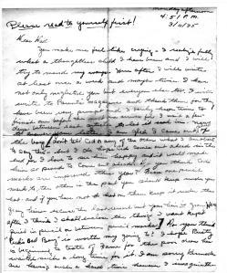 Blog - Life in St Petersburg - School Grades (1) 3.1935