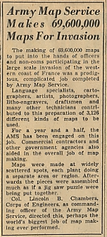 Army Map Service