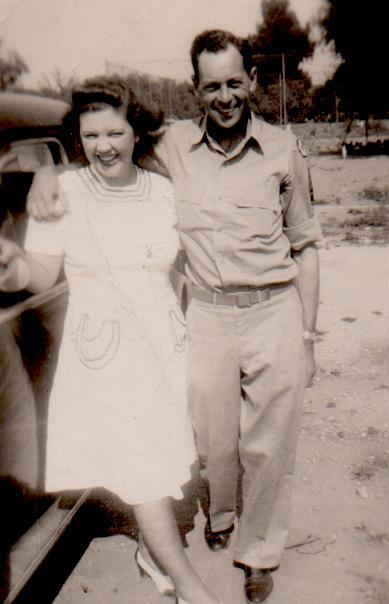 Lad & Marian - Pomona - 1944
