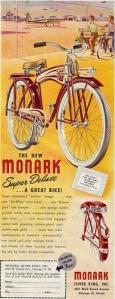 1940's Bike ad