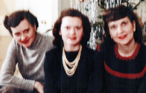 Aunts Dorothy, Anne and Helen