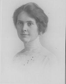 Arla Mary Peabody c. 1913