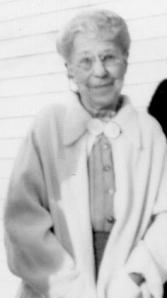 Aunt Betty Duryee