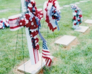 Memorial Day - Veteran's Grave