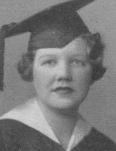 Marian Dunlap Irwin - SFSU - 1937