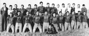 Early 1940's - Risen (TX) Football