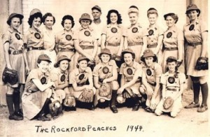 Rockford Peaches - 1944