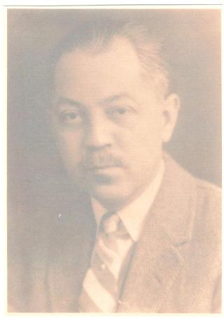 Alfred Duryee Guion (my Grandpa)