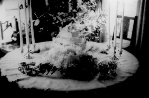 Wedding cake - 1943