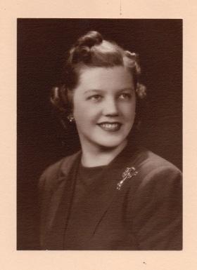 Blog - Marian Irwin - 1942