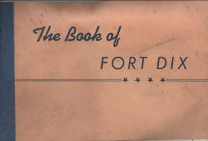The Book of Fort Dix - Roger Batchelder -(Cover)