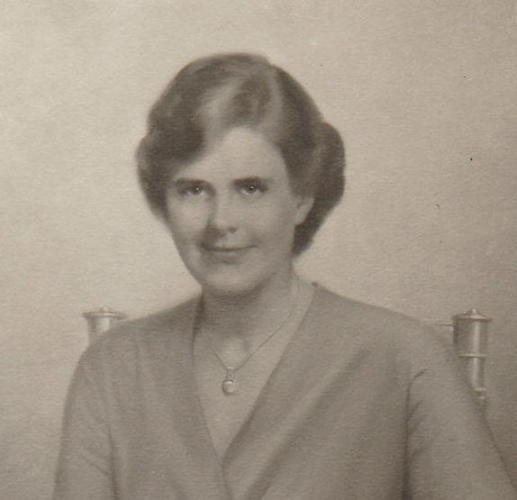 Arla Mary Peabody Guion, portrait
