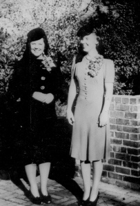 Marian Guion and her sister, Peg Irwin