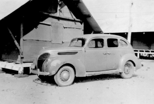Lad's Ford - 1941