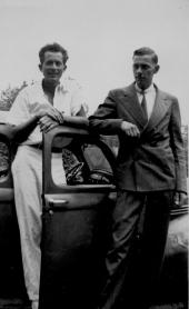Dan, Ced and car