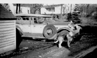 Packard and Mack