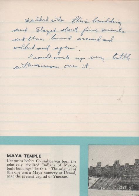 CDG - Chicago Fair - 1934 ( Maya Temple) (2)