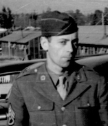 Lad Guion with friend - Pomona - 1944 (2) head shot