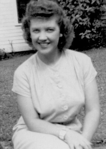 Marian Irwin Guion at Trumbull - 1945 (cropped)
