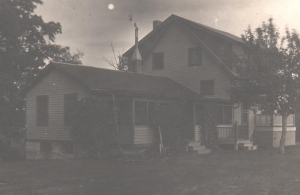 CDG - M.B.Peabody Cottage - 1934