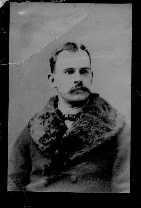 PEABODY - Kemper Foster Peabody, - 1886