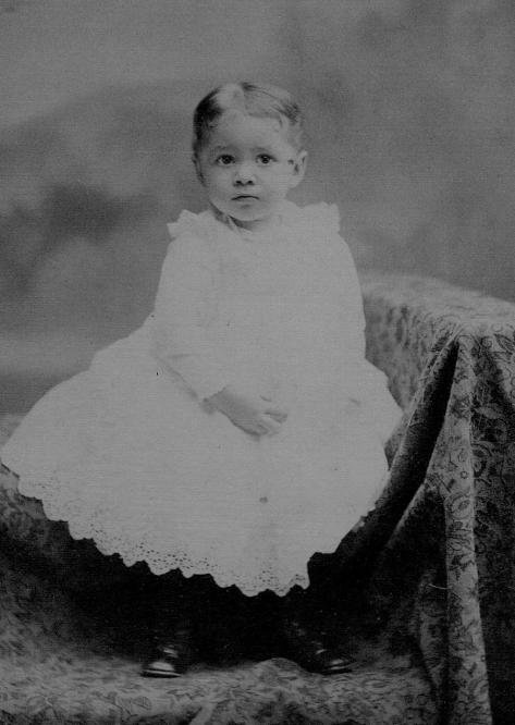 ADG - Alfred Duryee Guion at about 1 yr old in 1885