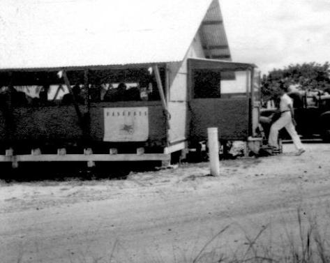 APG - Clubhouse at Pariaguan - 1940