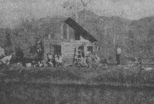 DBG - Eklutna village home