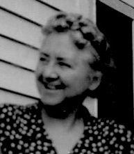 Elsie May Guion, summer, 1946