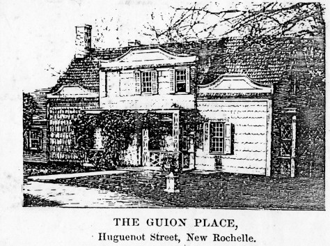 The Guion Place, Eastchester, NY