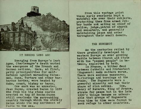 ADG - 1954 Christmas Card - Passport - page 1-2
