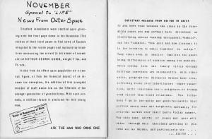 ADG - 1957 Christmas Card - LIFE - page 17-18