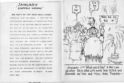 ADG - 1957 Christmas Card - LIFE - page 3-4