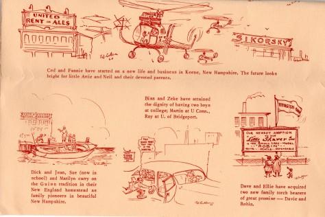 ADG - 1960 Christmas Card - Vignettes - bottom