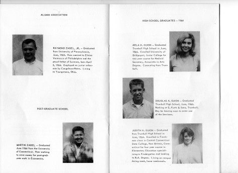 ADG - 1964 Christmas Card - Alumni Association & High School Graduates