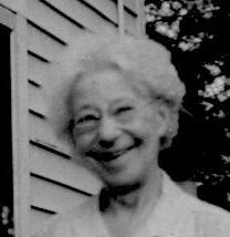 Aunt Betty (Lizzie Duryee), summer, 1946