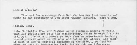 DBG - Moom Pitchers - Jan., 1942