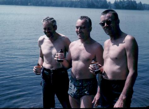 Spring Island - Lad Guion, Chet Haydfen, Pete Linsley @ 1960s (Lad)