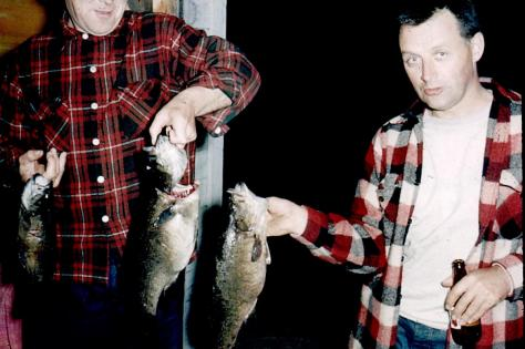 Spring Island - Midnight Fishermen - Chet Hayden and Charlie Hall