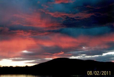 Spring Island - Sunset - 2011
