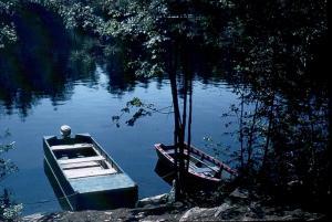 Spring Island - Transportation @ 1960s - Utility Barge, rowboat (Lad)
