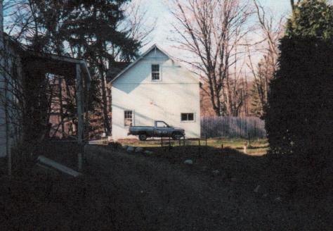 Trumbull House - The Barn