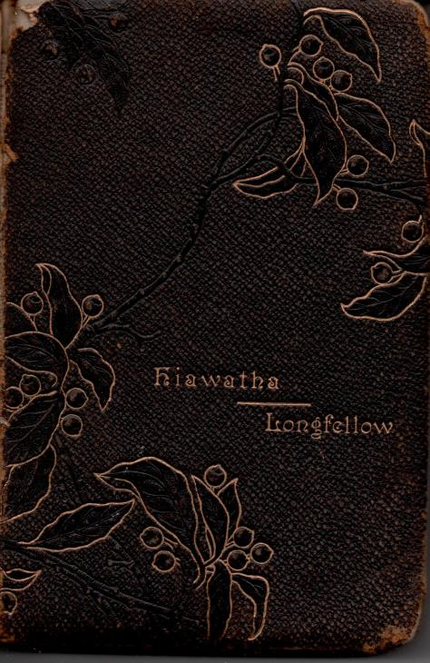 MIG - Hiawatha by Longfellow - cover