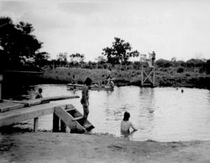 APG - Pool at San Tome Camp, Venezuela