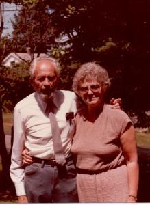 Dan and Chiche - June, 1980