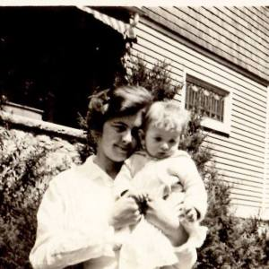 DBG - Daniel and Arla Mary Peabody Guion - 1915