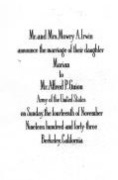 lad-and-marians-wedding-announcement-nov-14-1943 cropped